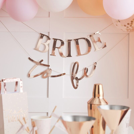Immagine di Ginger Ray® Ghrlanda Bride To Be