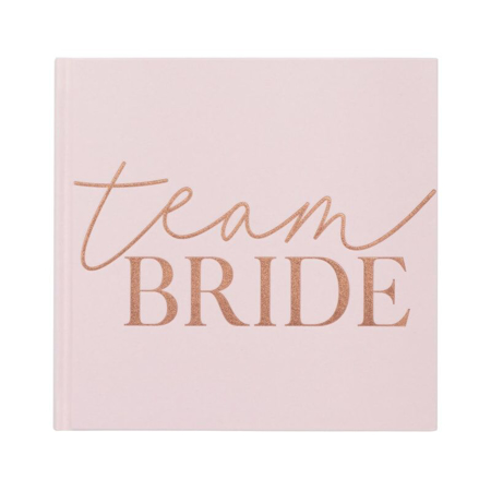 Ginger Ray® Libro dei ricordi Team Bride
