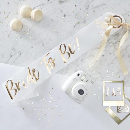 Immagine di Ginger Ray® Cintura nastro Bride To Be