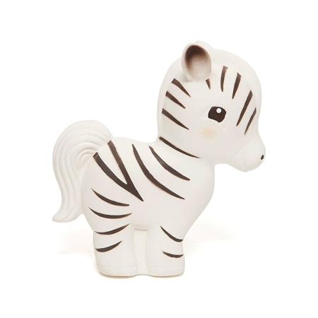Immagine di Petit Monkey® Giocattolo 100% gomma naturale Zebra