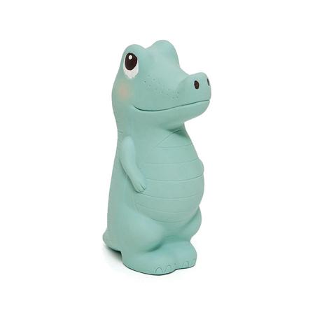 Immagine di Petit Monkey® Giocattolo 100% gomma naturale Charlie the Crocodile