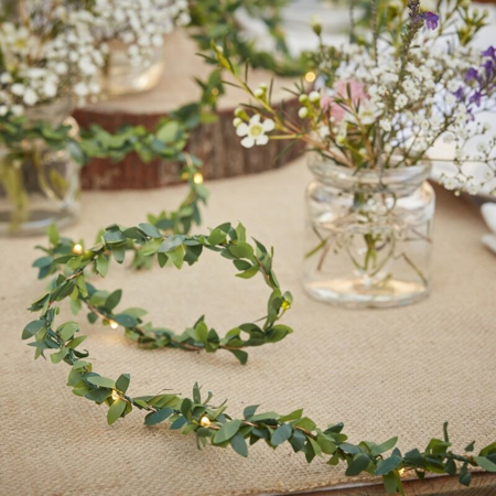 Immagine di Ginger Ray®  Luci decorazione tavolo Foliage