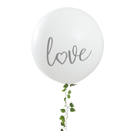 Ginger Ray® Palloncino Large Love
