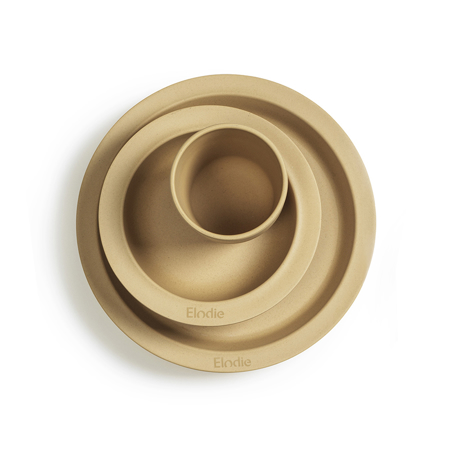 Immagine di Elodie Details® Set pappa bamboo Gold
