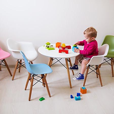 Immagine di EM Eiffel sedia per bambini Grey