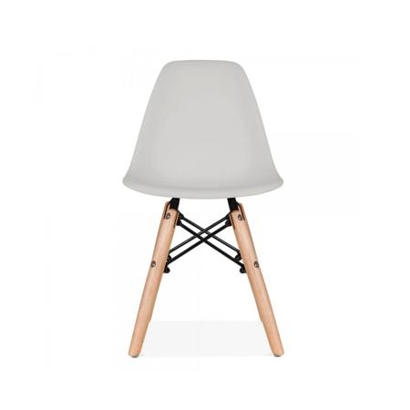 EM Eiffel sedia per bambini Grey