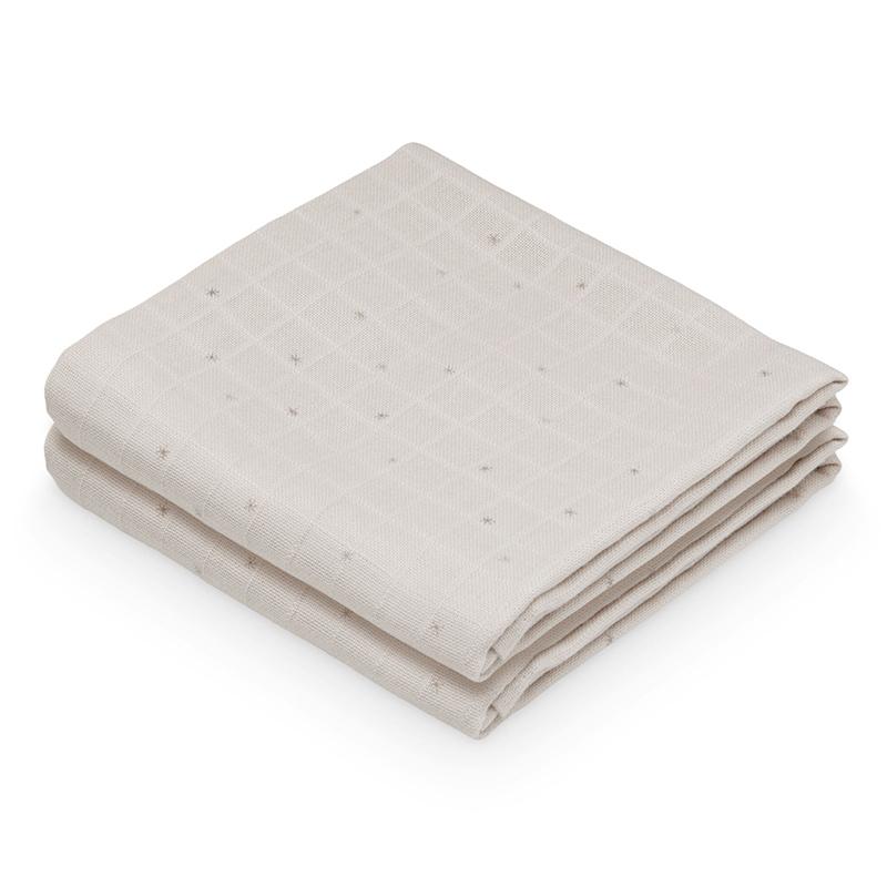 Immagine di CamCam® Set di pannolini tetra Etoile Sand 70x70