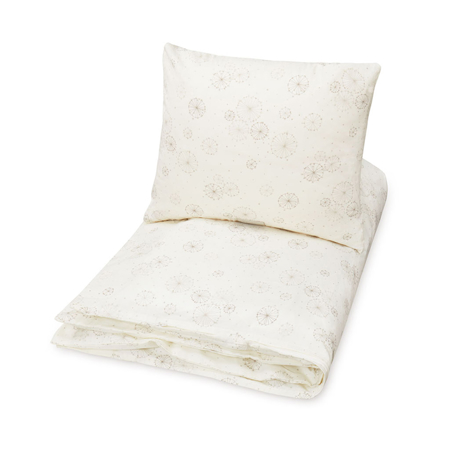 Immagine di CamCam® Biancheria da letto Dandelion Natural Junior 100x140, 45x40