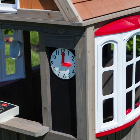 Immagine di KidKraft® Casetta da giardino per bambini Greystone Cottage