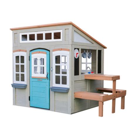 Immagine di KidKraft® Casetta da giardino per bambini Preston