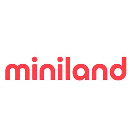 Immagine di Miniland® Set 3 contenitori in vetro 300ml Bunny
