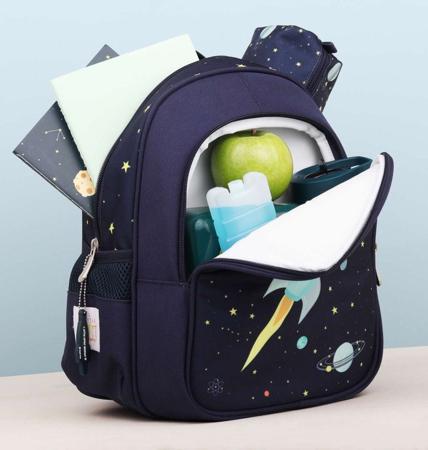 Immagine di A Little Lovely Company® Zaino con tasca termica Spazio