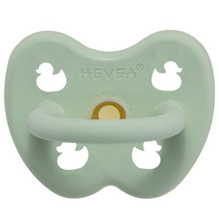 Immagine di Hevea® Ciuccio in caucciù PAPERA (0-3m) Mellow Mint