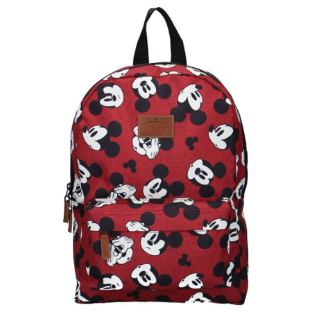 Disney's Fashion® Zaino Mickey Mouse My Own Way Red
