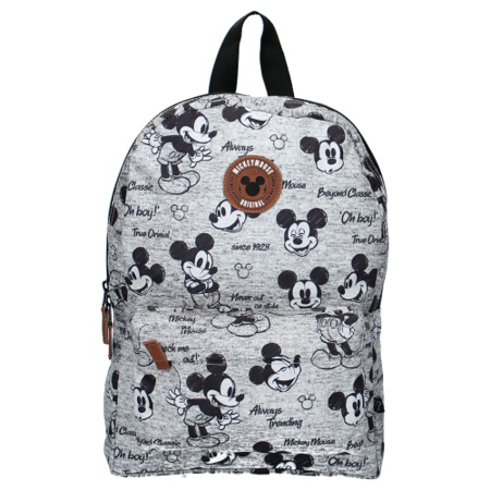 Disney's Fashion® Zaino Mickey Mouse Never Out of Style Small