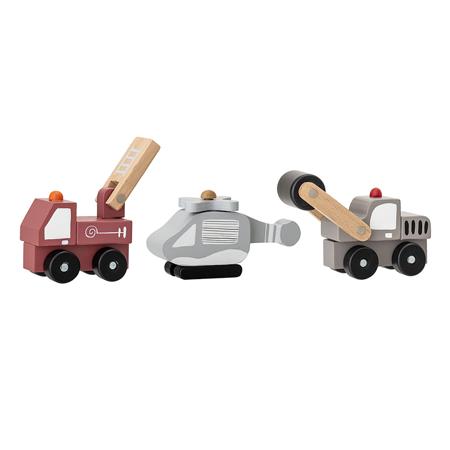 Immagine di Bloomingville® Set di giochi Toy Car