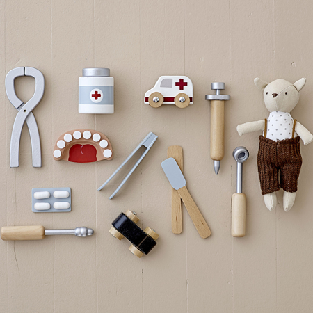 Immagine di Bloomingville® Set 6 doudou