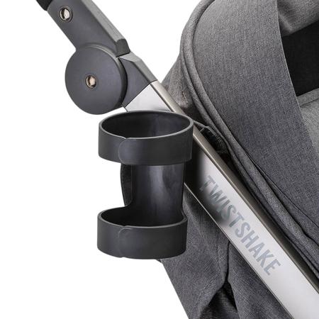 Immagine di Twistshake® Passeggino Tour Grey con accessori