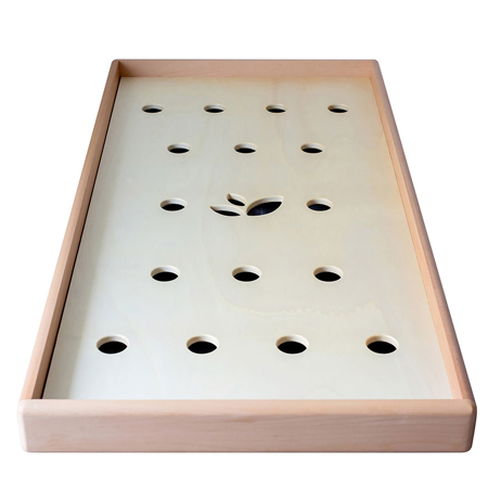 Trucioli & Coccole® Letto Montessori MAXI 200x90x12