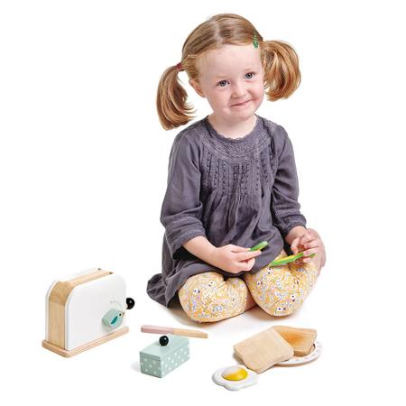 Immagine di Tender Leaf Toys® Set colazione Breakfast Toaster Set