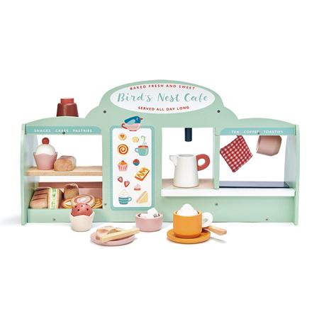 Tender Leaf Toys® Caffetteria Bird's Nest Café