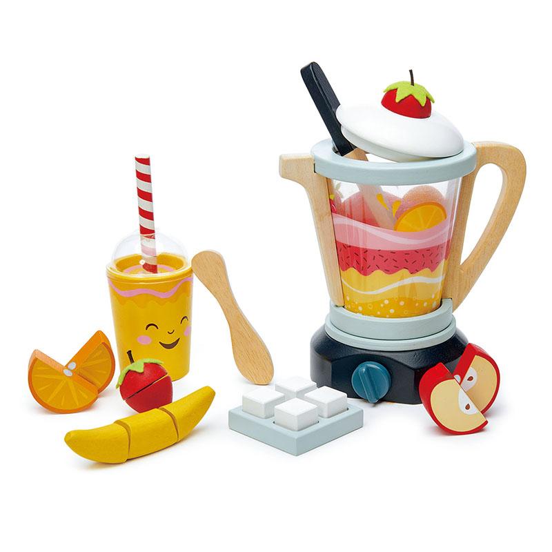 Immagine di Tender Leaf Toys® Set Smoothie Fruity Blender