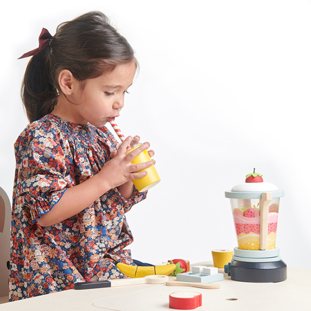 Tender Leaf Toys® Set Smoothie Fruity Blender
