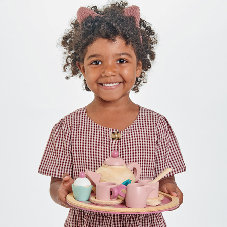 Immagine di Tender Leaf Toys®  Set da Tè Birdie Tea Set