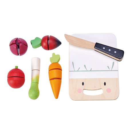 Tender Leaf Toys® Tagliere Mini Chef Chopping Board