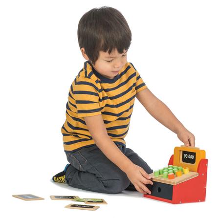 Immagine di Tender Leaf Toys® Cassa giocattolo Till with Money