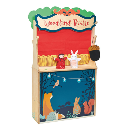 Tender Leaf Toys® Negozio e teatro Woodland Stores and Theater