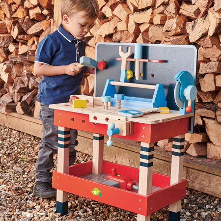 Immagine di Tender Leaf Toys® Banco da lavoro Tenderleaf Tool Bench