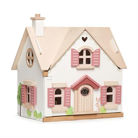 Tender Leaf Toys® Casa delle bambole Cottontail Cottage