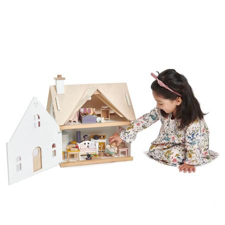 Immagine di Tender Leaf Toys® Casa delle bambole Cottontail Cottage