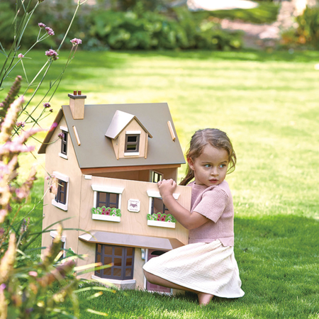 Immagine di Tender Leaf Toys® Casa delle Bambole Foxtail Villa