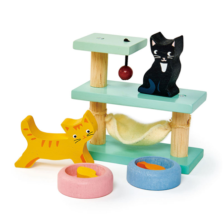 Immagine di Tender Leaf Toys® Set gattini Cats Set