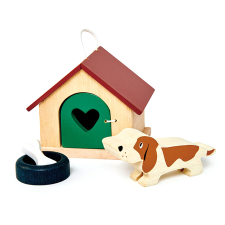 Immagine di Tender Leaf Toys® Cagnolino Pet Dog Set