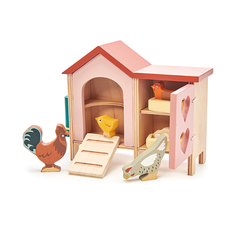 Tender Leaf Toys® Pollaio Chicken Coop