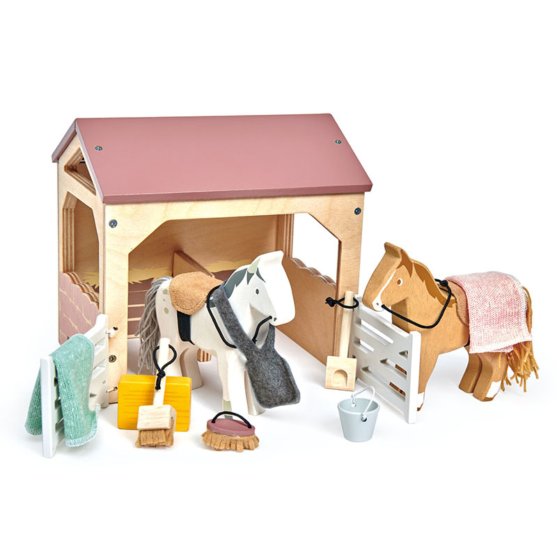 Immagine di Tender Leaf Toys® Stalla The Stables