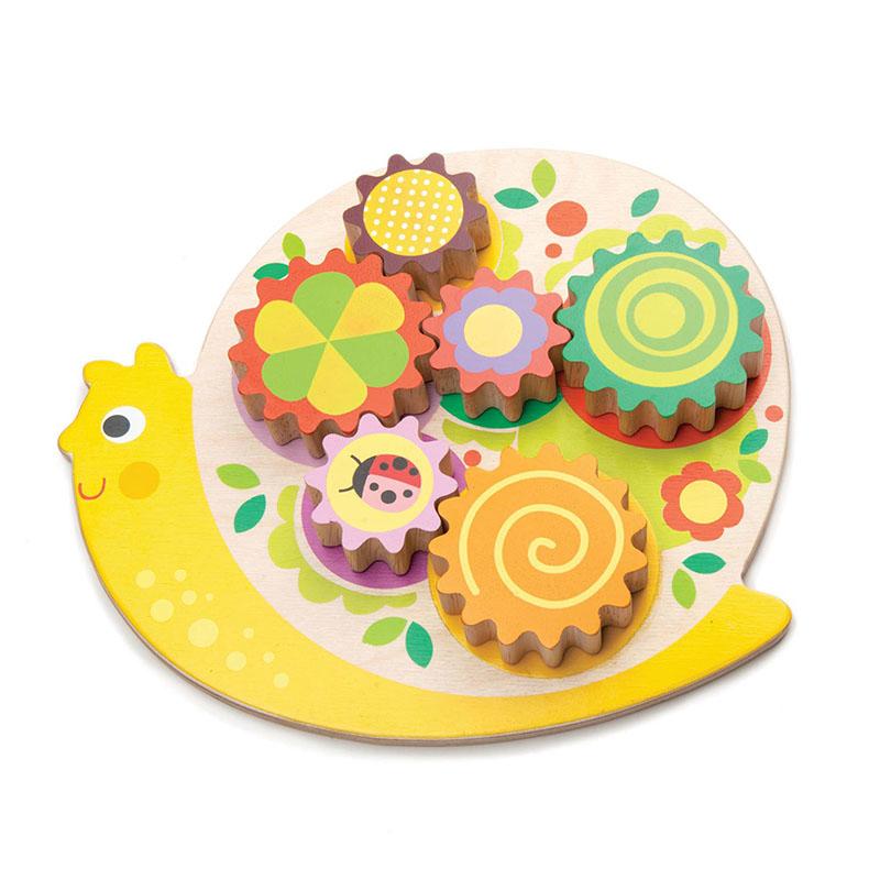 Immagine di Tender Leaf Toys® Vortici di lumaca Snail Whirls
