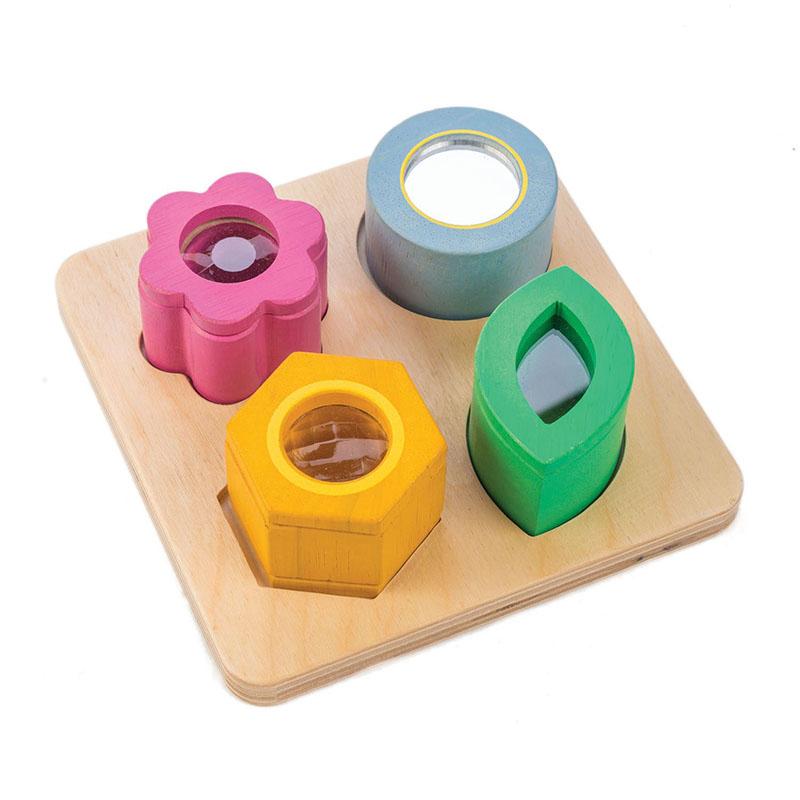 Immagine di Tender Leaf Toys® Gioco di attività per la vista Visual Sensory Tray