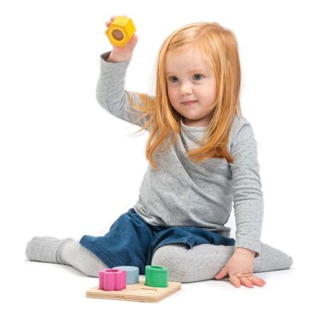 Tender Leaf Toys® Gioco di attività per la vista Visual Sensory Tray