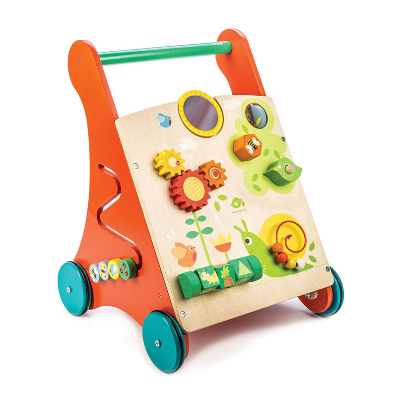 Immagine di Tender Leaf Toys® Primi passi Activity Walker