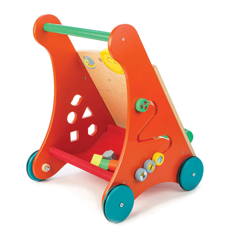 Immagine di Tender Leaf Toys® Primi passi Activity Walker