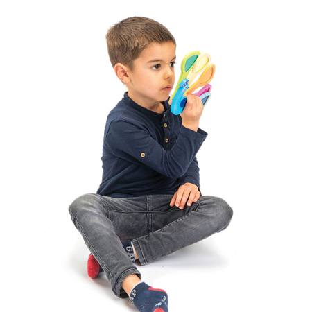 Immagine di Tender Leaf Toys® Pavone Peacock Colors