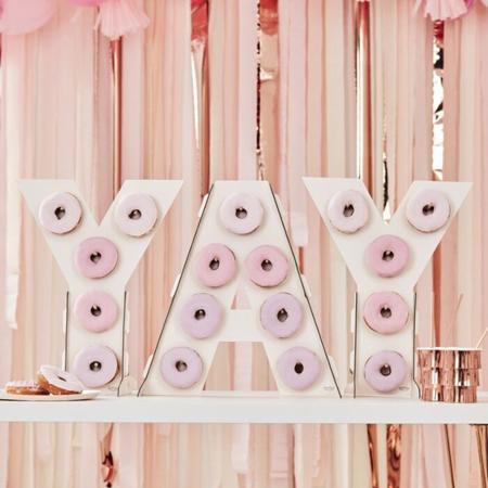 Immagine di Ginger Ray® Supporto per ciambelle YAY