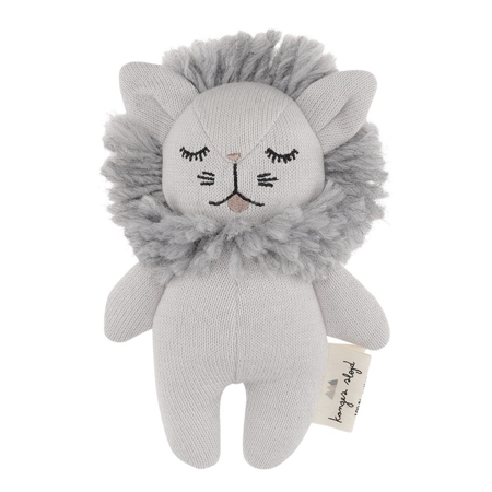 Immagine di Konges Sløjd® Sonaglio Mini Lion Grey Melange