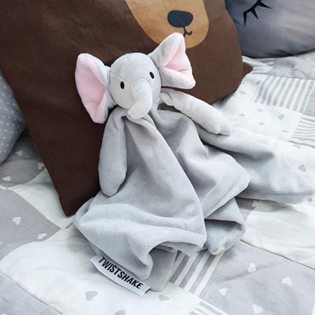 Immagine di Twistshake® Doudou elefante Elephant