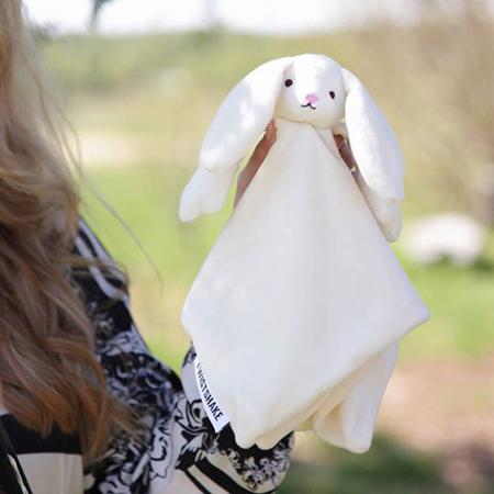 Twistshake® Doudou Bunny