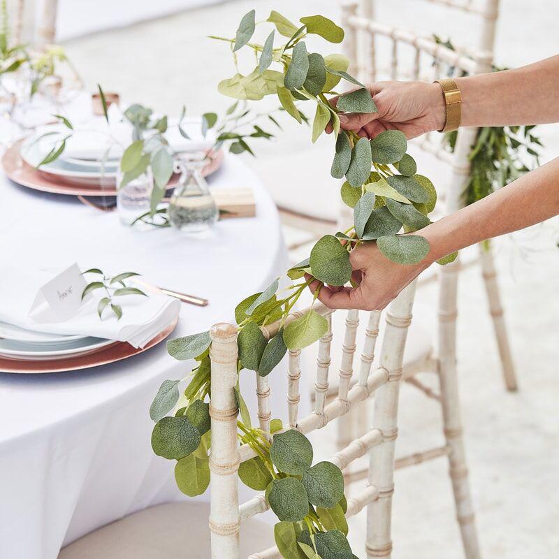 Immagine di Ginger Ray® Eucalito decorativo da tavola